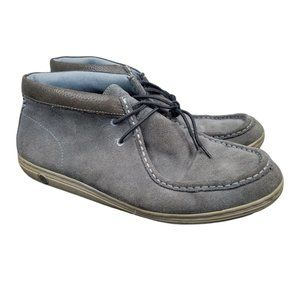Penguin Wally Mens Sz 11.5 Shoes Suede Chukka